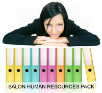 Salon Human Resources Document Pack