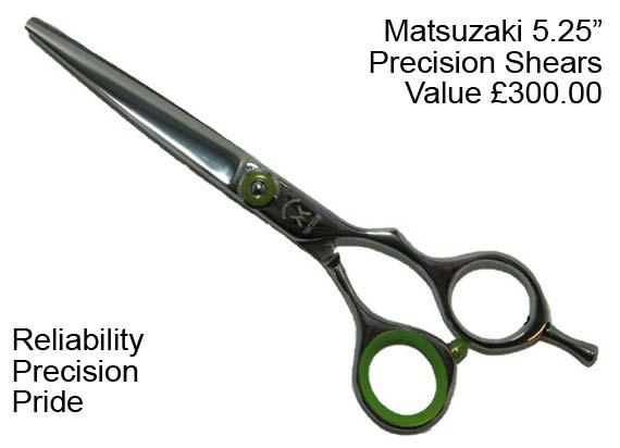 Matsuzaki 5.25 Hairdressing Scissors