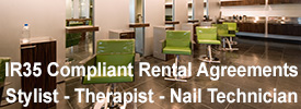 Salon Chair and Room Rental Agreements